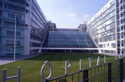 hôpitaux de Paris