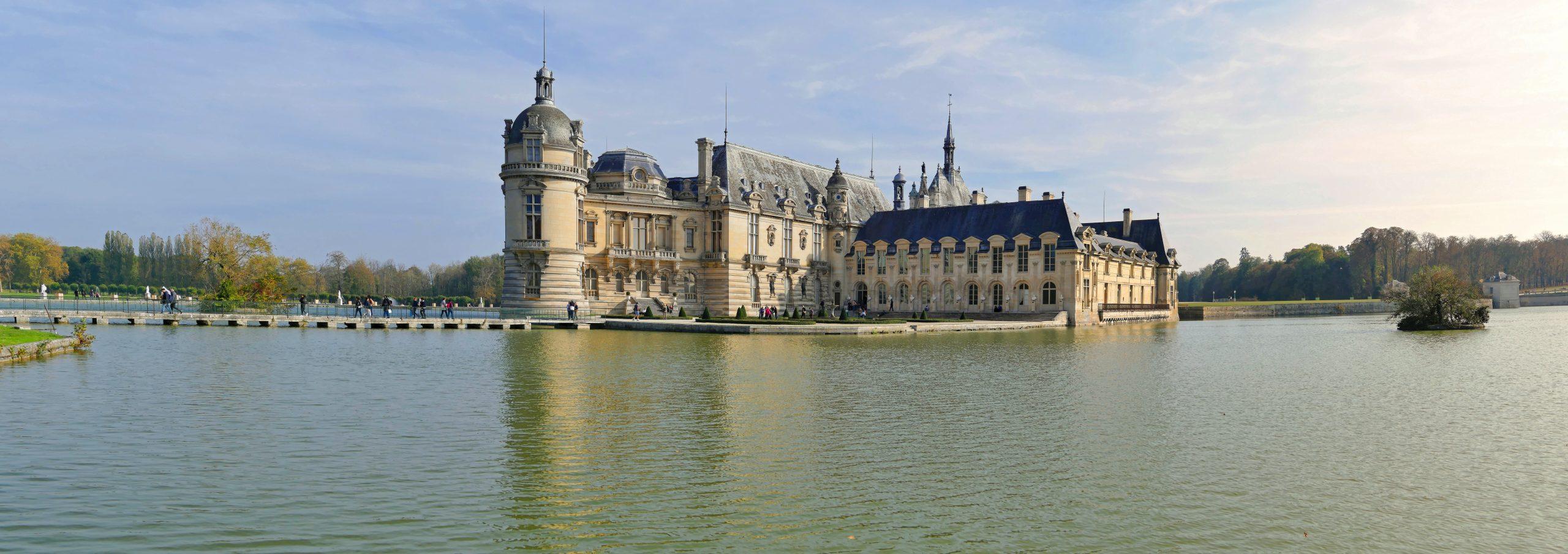 réservez votre taxi conventionné a Chantilly